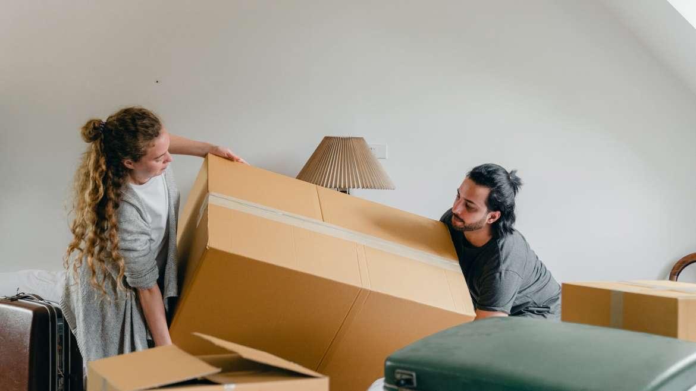 Τι είδους κουτιά θα χρησιμοποιηθούν για την μετακόμιση ;