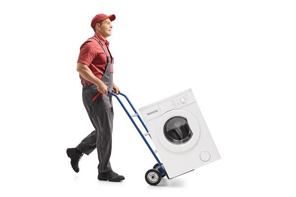 Πως να μεταφέρω πλυντήριο